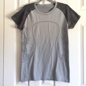 Lululemon swiftly tech short sleeve tee lace